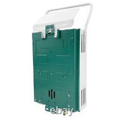 6l Chauffe-eau Chaude Sans Réservoir Instantané Propane Gaz Gpl Extérieur Portable Camplux Rv