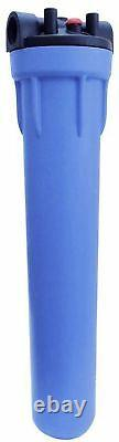 Aquasana Simplysoft 20. Adoucisseur D'eau Sans Sel Pour Chauffe-eau Sans Réservoir