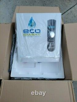 Boîte Ouverte Ecosmart Eco 27 Chauffe-eau Électrique Sans Réservoir 27 Kw 240v 112,5a