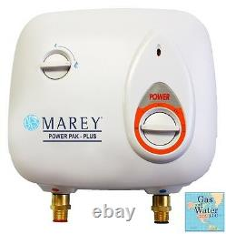 Chauffe-eau Électrique Sans Réservoir 8,8 Kw 220v 2gpm Instantané Sur Demande Pp220 Par Marey