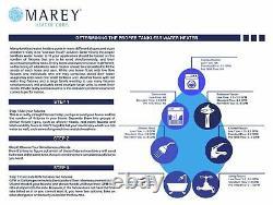 Chauffe-eau Électrique Tankless Marey Eco110 Remis À Neuf 3 Gpm 220v