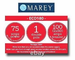 Chauffe-eau Électrique Tankless Marey Eco180 Best On Demand 5 Gpm 240v