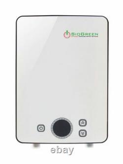 Chauffe-eau Électrique Tankless Siogreen Infrarouge Ir260pou 1.5 Gpm Best Us Seller