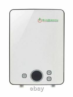 Chauffe-eau Électrique Tankless Siogreen Ir-288pou 220 V 2.1 Gpm Best Us Seller
