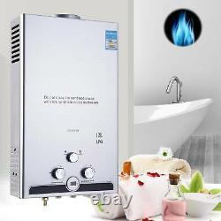 Chauffe-eau Instant Tankless Gas Boiler 12l 24kw Lpg Propane