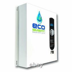 Chauffe-eau Sans Réservoir Électrique 5.3 Gpm House Boiler Instant Demand Hot New Gratuit