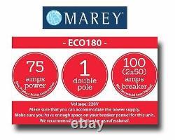 Chauffe-eau Sans Réservoir Électrique Meilleur Marey Eco180 Remis À Neuf 5 Gpm 240v