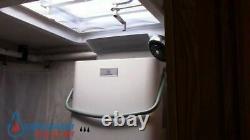 Eccotemp Cel5 Chauffe-eau Portatif Sans Réservoir Avec Pompe Eccoflo 12v Et Passoire, 3
