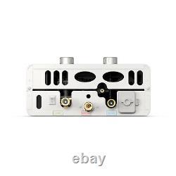 Eccotemp El5 Luxe 1.5 Gpm Outdoor Compact Chauffe-eau Sans Réservoir Avec Affichage Led