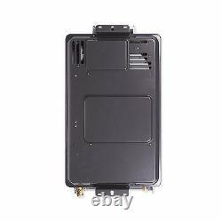 Eccotemp I12-lp Liquid Propane Gas Tankless Water Heater + Kit D'évacuation Gratuit