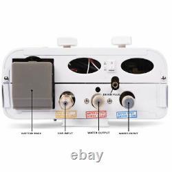Eccotemp L5 À La Demande Chauffe-eau Extérieur Au Propane Liquide Portable Sans Réservoir