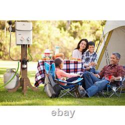 Eccotemp L5 Chauffe-eau Portatif Sans Réservoir De Gaz Propane 1,5 Gpm Camping Extérieur