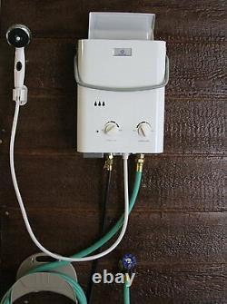 Eccotemp L5 Chauffe-eau Portatif Sans Réservoir Et Douche Extérieure. Livraison Gratuite