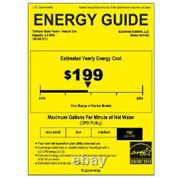 Eccotemp Natural Gas Tankless Water Heater 45hi-ng Csa Cert 6.8 Gpm Us Vendeur
