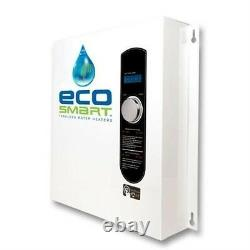 Eco 24 Electric Tankless Instant On-demand Chauffe-eau Chaud
