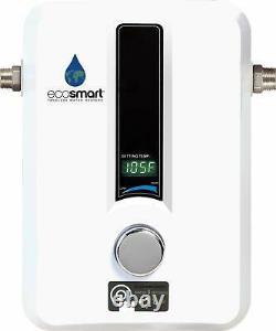 Ecosmart Eco 11 Chauffe-eau Électrique Sans Réservoir 13kw À 240 Volts