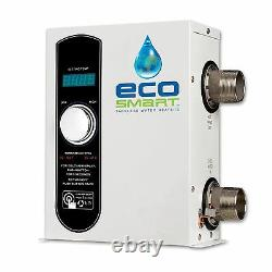 Ecosmart Smart Spa 5.5 Electric Tankless Electric Spa Chauffe-eau 220v