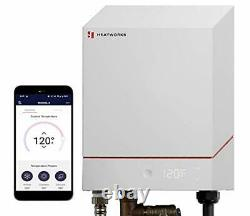 Electric Tankless Smart Water Heater, Le Monde Seulement Chauffe-eau Sans Rencontrer