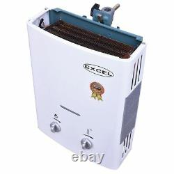 Excel 1.6 Gpm Tankless Gas Water Heater (démarrage À Basse Pression) Ventfree (gpl)