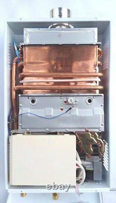 Excel Pro Natural Gas 6.6 Gpm Chauffe-eau Sans Réservoir Whole House Hydronic
