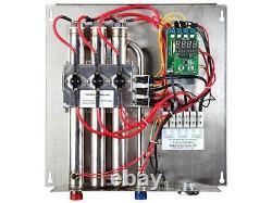 Iheat Ahs-24d Chauffe-eau Électrique Sans Réservoir Application Maison Entière Drakken