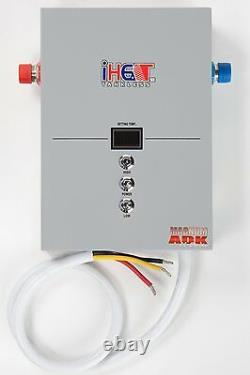 Iheat M-14 13kw Pou Whole House Electric Tankless Water Heater Drakken 220v
