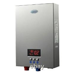 Marey Eco180 Electric Tankless Water Heater Remis À Neuf 5 Gpm Best Us Seller