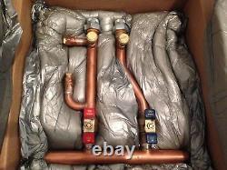 Navien Gffm-mcozus-001 Chaudière À Condensation Sans Réservoir, Kit De Soupapes Multiples