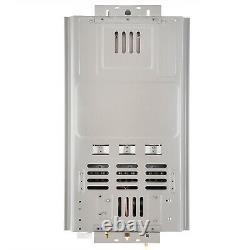 Nouveau 12l Gpl Gaz Chaudière Instantanée Propane Tankless Home Chauffe-eau Chaude