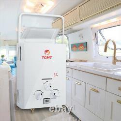 Nouveau 6/8/10/12/18l Chaudière Instantanée De Gaz Gpl Propane Sans Réservoir Accueil Chauffe-eau Chaude