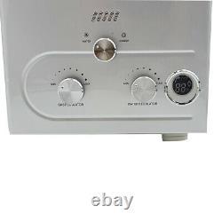 Nouveau 8/10/12/16/18l Gpl Gaz Intérieur Instantané Propane Sans Réservoir Home Chauffe-eau Chaude