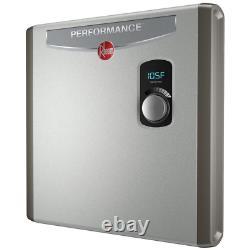 Performance 27 Kw Auto-modulant 5,27 Gpm Réchauffeur D'eau Électrique Sans Réservoir