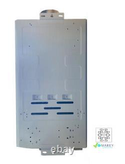 Propane Gas Water Heater Tankless On-demand Marey Ga10flp 2.7 Gpm Best Us Seller