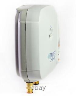 Rénové Marey Electric Pou Chauffe-eau Sans Réservoir Pp220 2.5gpm 220v 40 Amp
