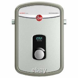 Rheem Rtex-08 240-volt 1-chambre 8.0kw Chauffe-eau Électrique Sans Réservoir