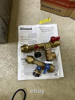 Rinnai Rl75in Chauffe-eau Sans Réservoir Gaz Naturel Reu-vc2528ffud-us(a)-n Y-5
