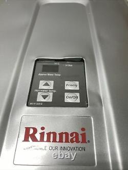 Rinnai Rl94ip Chauffe-eau Sans Réservoir Reu-vc2837ffud-us-p Gaz Propane 199kbtu Q-29