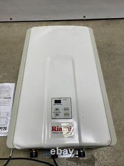 Rinnai V65in Chauffe-eau Sans Réservoir De Gaz Naturel 150 000 Btu (q-22)