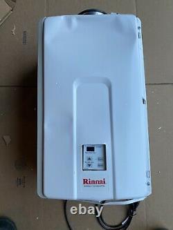 Rinnai V65in Chauffe-eau Sans Réservoir Intérieur Gaz Naturel (new Scratch & Dent)