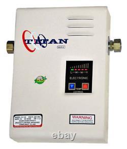 Titan N-120 Tankless Water Heater Nouveau Scr2 Modèle Électrique Free Priority Ship