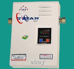 Titan N120 Scr2 Calentador De Agua Sin Tanque, 11.8kw 240v
