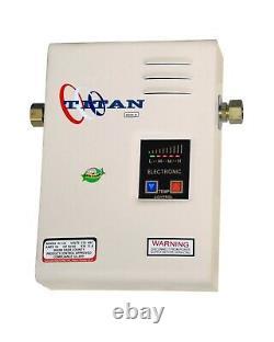 Titan N120 Scr2 Whole House Chauffe-eau Sans Réservoir 240v 60hz 12kw Livraison Gratuite